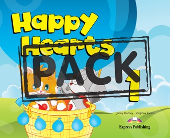 Happy Hearts 1 - Pupil's Book