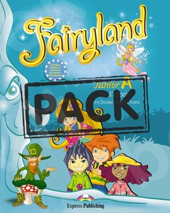 Fairyland Junior A - ΠΑΚΕΤΟ (Power Pack) Όλα τα βιβλία της τάξης (Νέο με ieBOOK)