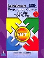 Longman Preparation Course for the TOEFL Test: iBT - Coursebook