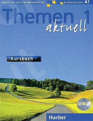 Themen aktuell 1 - Kursbuch mit CD-ROM (Βιβλίο του μαθητή)
