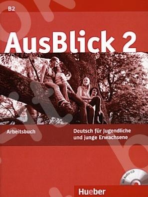 AusBlick 2 - Arbeitsbuch mit CD (Βιβλίο ασκήσεων)