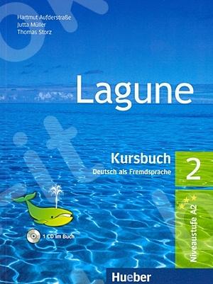 Lagune 2 - Kursbuch mit eingelegter Audio-CD (Βιβλίο του μαθητή)