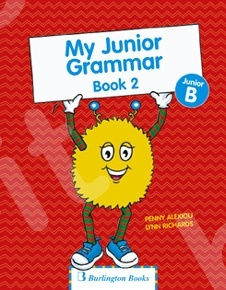 My Junior Grammar Books 2 - Grammar