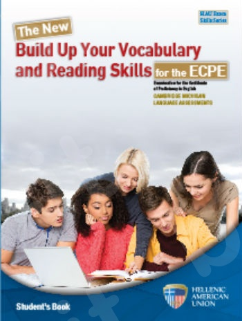 The New Build Up Your Vocabulary and Reading Skills for the ECPE - Student's Book (Βιβλίο Μαθητή)