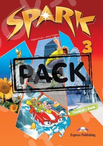 Spark 3 - ΠΑΚΕΤΟ (Power Pack 1) Όλα τα βιβλία της τάξης (Νέο με ieBOOK)