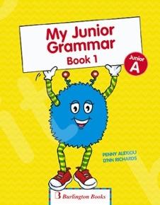 My Junior Grammar Books 1 - Grammar