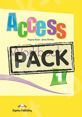Access 1 - Workbook Pack(with Workbook DigiBook App.)