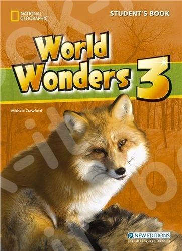 World Wonders 3 - Student's Book (Βιβλίο Μαθητή)