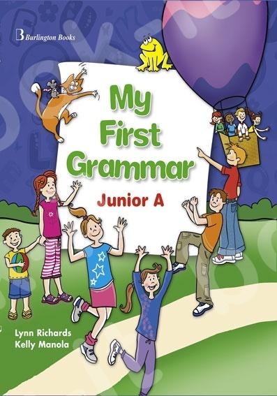 My First Grammar for Junior A - Grammar