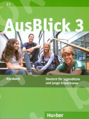 AusBlick 3 - Kursbuch (Βιβλίο του μαθητή)
