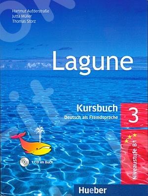 Lagune 3 - Kursbuch mit eingelegter Audio-CD (Bιβλίο του μαθητή)
