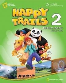 Happy Trails 2 - ΠΑΚΕΤΟ Όλα τα βιβλία της τάξης