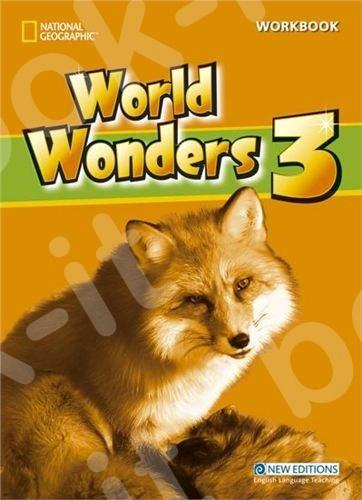 World Wonders 3 - Workbook (Ασκήσεων Μαθητή)