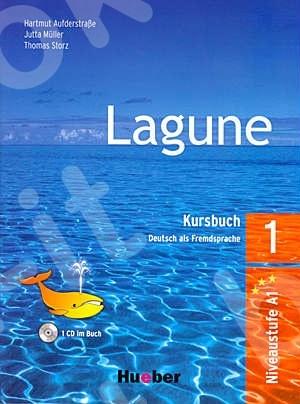 Lagune 1 - Kursbuch mit eingelegter Audio-CD (Βιβλίο του μαθητή)