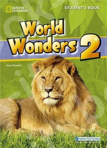 World Wonders 2 - ΠΑΚΕΤΟ Όλα τα βιβλία της τάξης