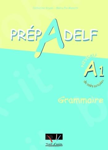 Prepadelf Grammaire A1 - Nouveau Prepadelf Grammaire A1