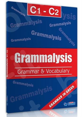 Super Course - Grammalysis C1 - C2, Βιβλίο Μαθητή με iBook