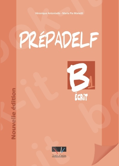PREPADELF B1 - ecrit