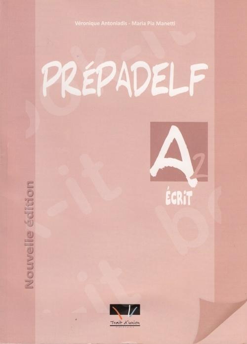 PREPADELF A2 - ecrit N/E