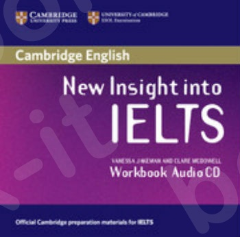 Cambridge - New Insight into IELTS - Workbook Audio CD