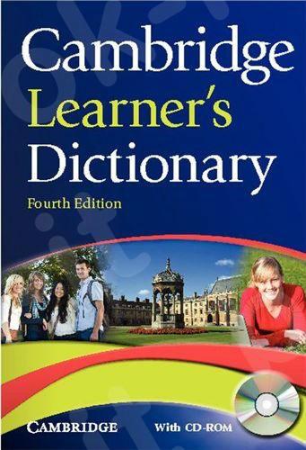 ΑΓΓΛΙΚΟ ΛΕΞΙΚΟ - Cambridge Learner's Dictionary - 4th Edition