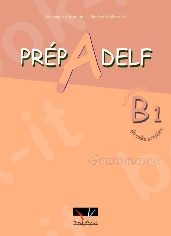Prepadelf Grammaire B1