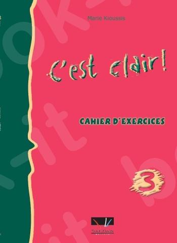 C'est Clair - Cahier d'exercices Niveau 3