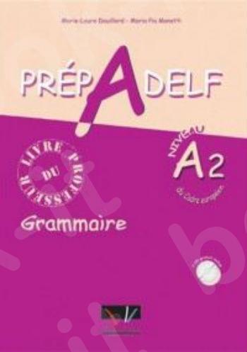 Prepadelf Grammaire A2 - Professeur (Καθηγητή)