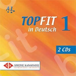 TOPFIT in Deutsch 1 - 2 CDs