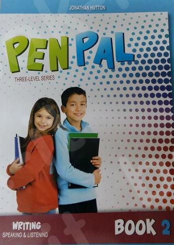 Pen Pal 2 - Writing,Speaking & Listening - Book 2
