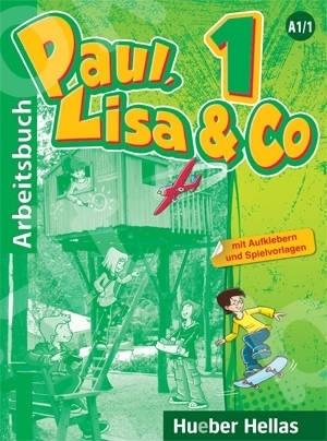 Paul, Lisa & Co 1 -  Arbeitsbuch (Βιβλίο ασκήσεων)