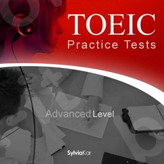 TOEIC Practice Tests - 3 CDs, (Sylvia Kar)