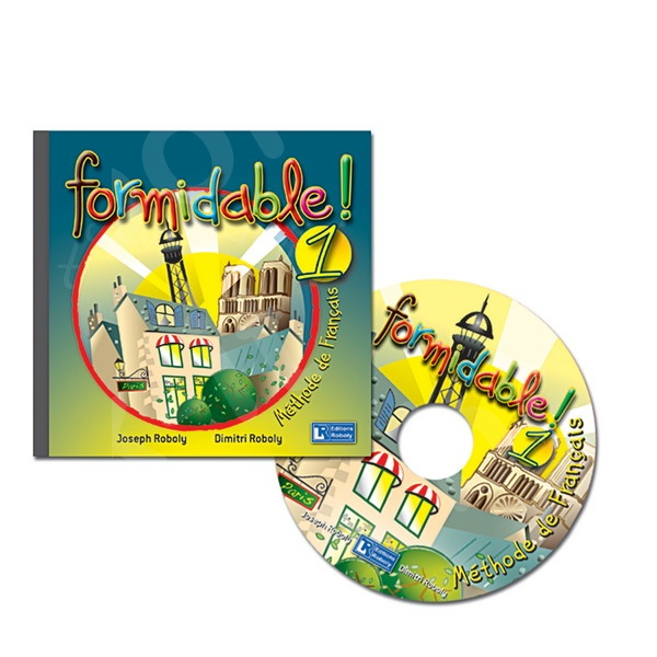 Formidable 1 – CD Audio