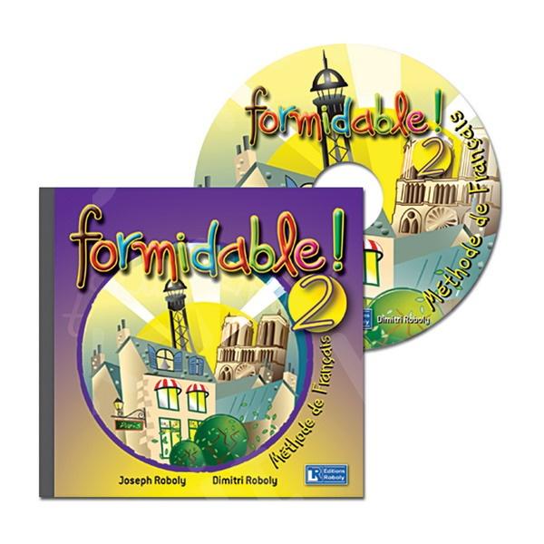 Formidable 2 – CD Audio