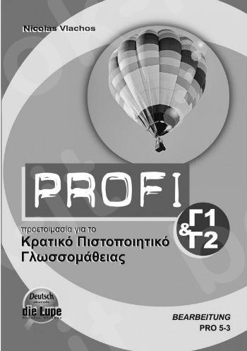 Profi Γ1 & Γ2 - Bearbeitung