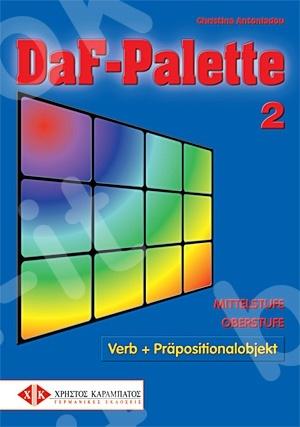 DaF-Palette 2: Verb + Präpositionalobjekt MITTELSTUFE/OBERSTUFE