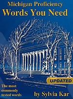 Michigan Proficiency Words You Need - Student's Book (Sylvia Kar)