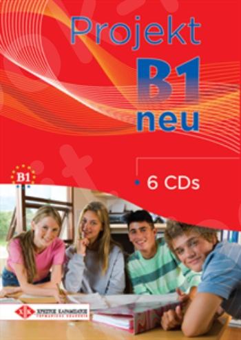 Projekt B1 neu - 6 CDs