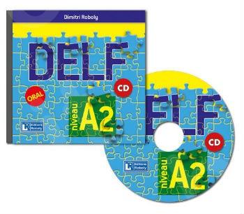 DELF Niveau A2 - CD Audio
