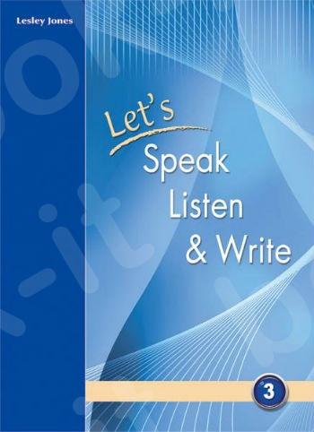 Let's Speak Listen and Write 3 - Student's Book(Grivas)