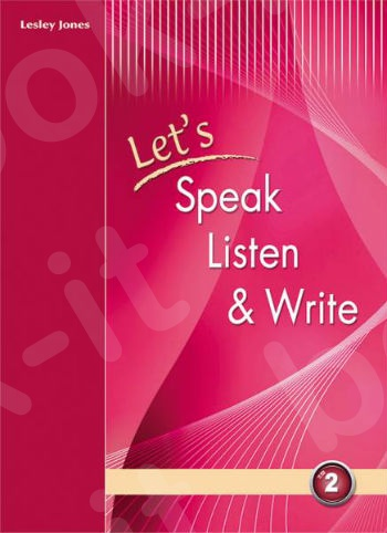 Let's Speak Listen and Write 2 - Student's Book(Grivas)