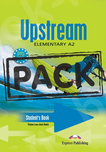 Upstream Elementary A2 - ΠΑΚΕΤΟ Όλα τα βιβλία της τάξης