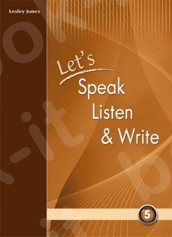 Let's Speak Listen and Write 5 - Student's Book(Grivas)