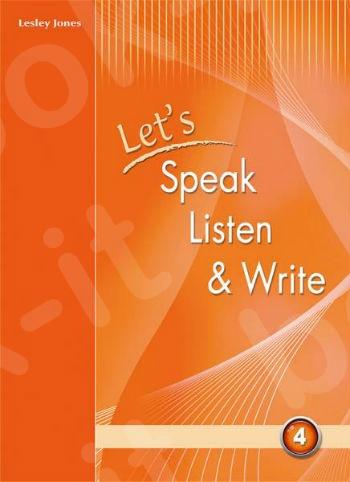 Let's Speak Listen and Write 4 - Student's Book(Grivas)