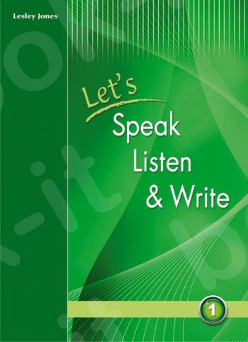 Let's Speak Listen and Write 1 - Student's Book(Grivas)