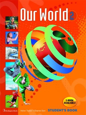Our World 2 -  B Class - ΠΑΚΕΤΟ Όλα τα βιβλία της τάξης