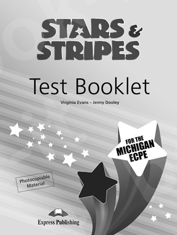Stars & Stripes Michigan ECPE - Test Booklet
