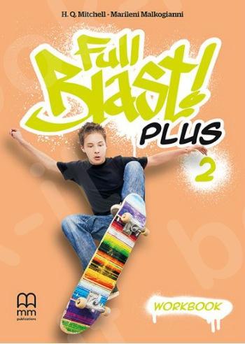 Full Blast Plus 2 - Workbook + audio CD/CD Rom -  (Βιβλίο Ασκήσεων)