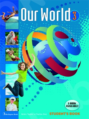 Our World 3 - Student's Book with Writing Booklet  (Βιβλίο Μαθητή)