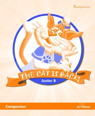 The Cat is Back Junior B  - Companion (Μαθητή)
